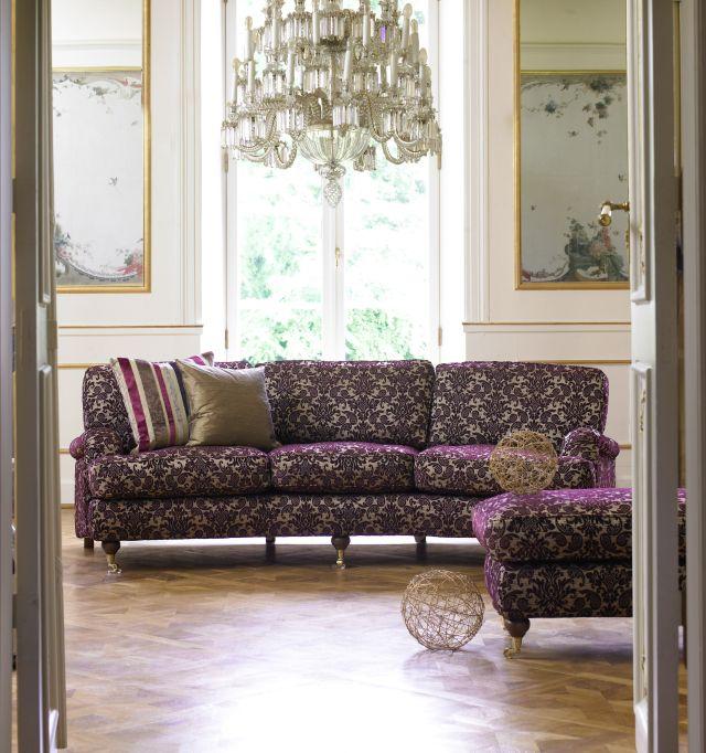 Salon meblowy Mebest, Ekskluzywne meble wypoczynkowe, Ekskluzywna sofa Birmingham