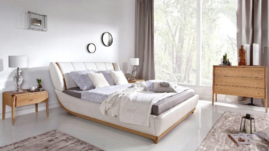 Ozdoby łóżka salon meblowy Mebest zdjęcie nr 1