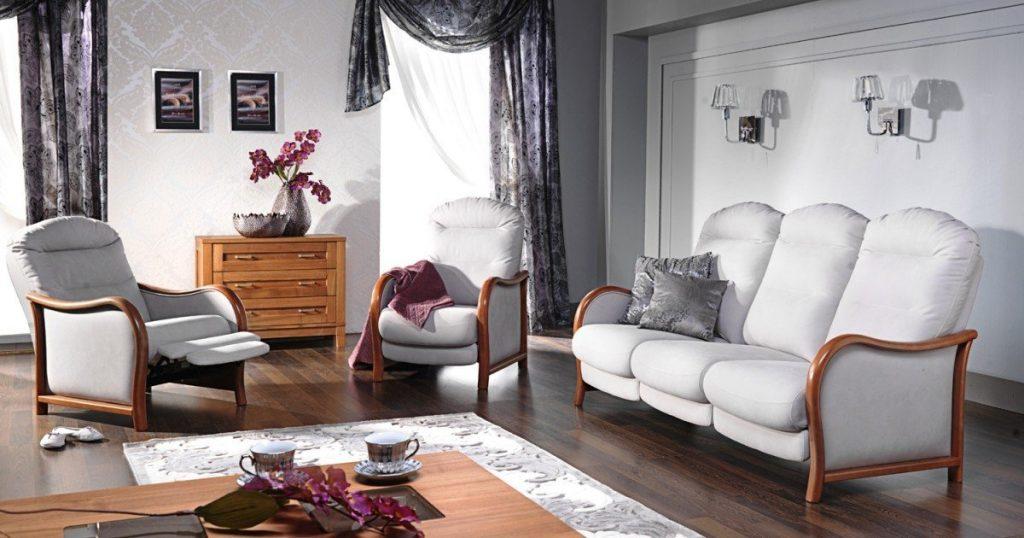Ozdoby narożniki sofy i fotele salon meblowy Mebest zdjęcie nr 12