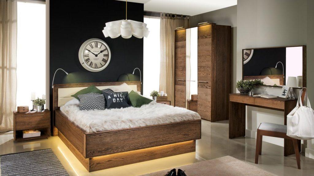 Ozdoby szafy komody stoliki nocne salon meblowy Mebest zdjęcie nr 1