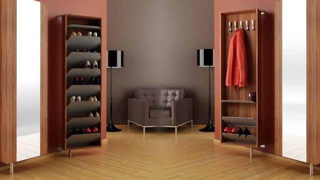 Przedpokój szafki na buty salon meblowy Mebest zdjęcie nr 8