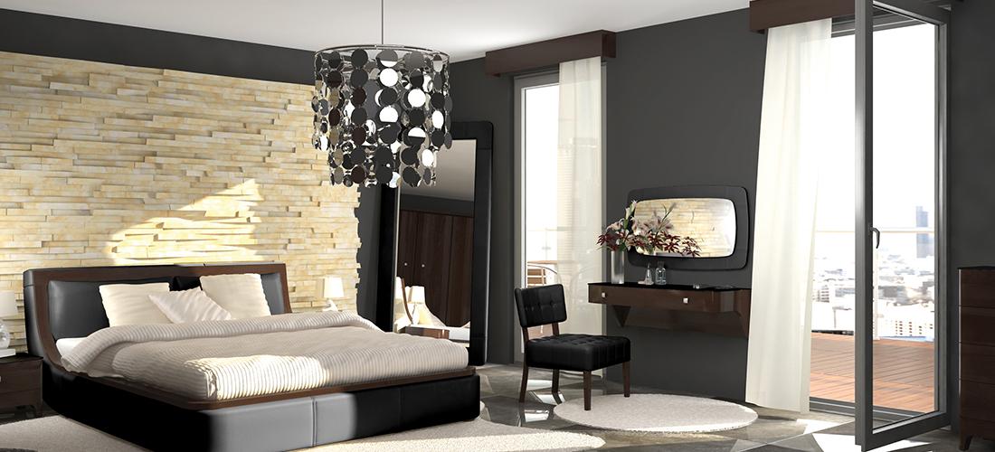 Paged sypialnia Bossa Nova