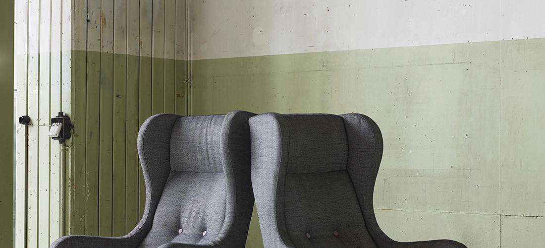MTI-Furninova fotel Lady Wing