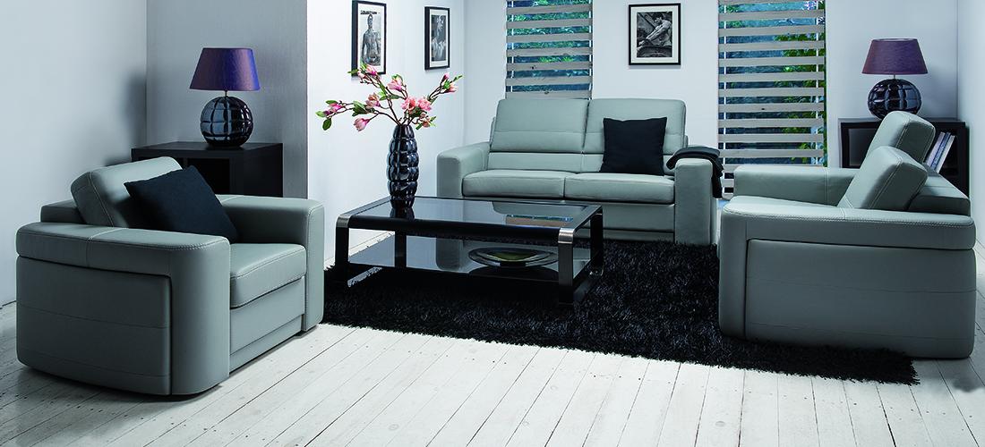 Vero sofy i fotel Magnolia