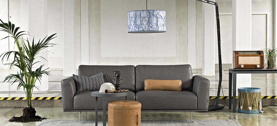 MTI-Furninova sofa Noir