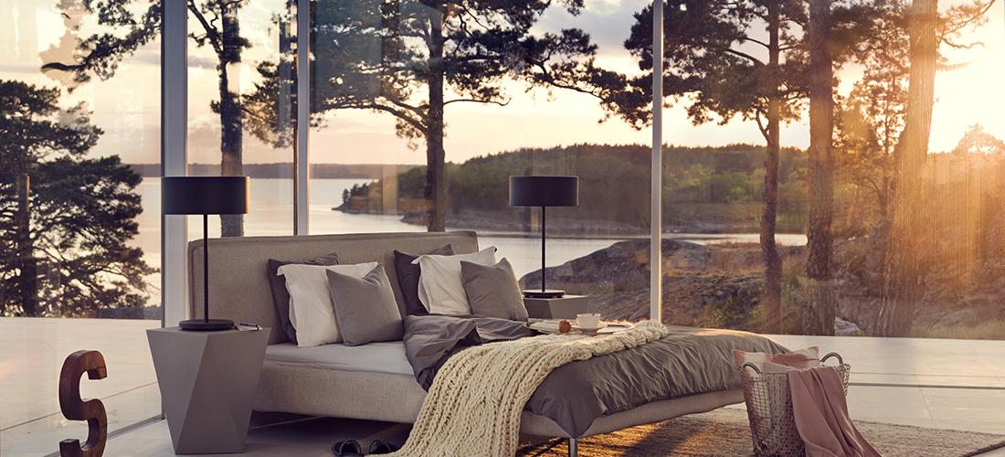 MTI-Furninova łóżko Norfolk