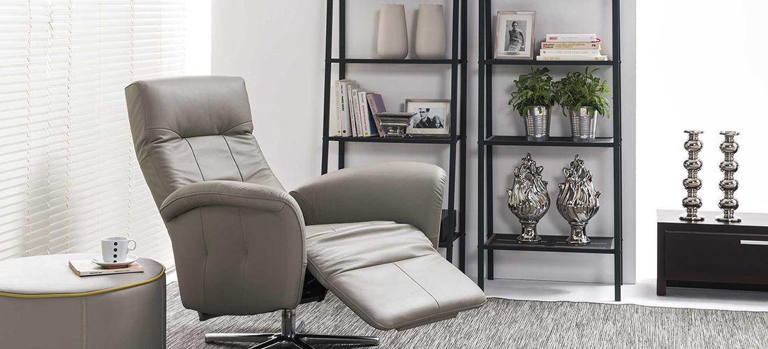 Vero fotel z funkcją relaks Salvia