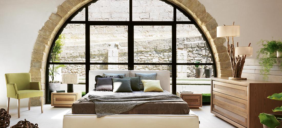 MTI-Furninova łóżko Vesta