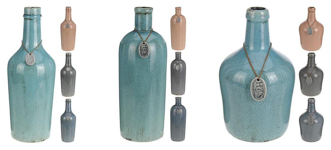 Koopman wazon, porcelit, szkliwiony, cztery kolory, 3 rozmiary