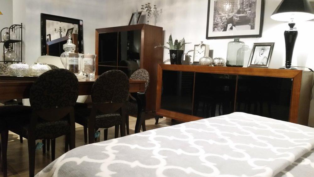 Pokój dzienny komody regały szafki RTV i półki salon meblowy Mebest zdjęcie nr 25