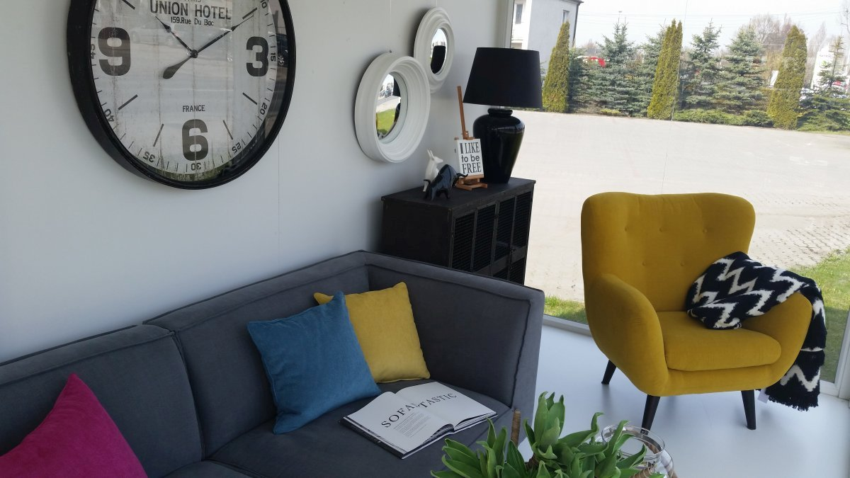 Ozdoby lustra ramy i zegary salon meblowy Mebest zdjęcie nr 43