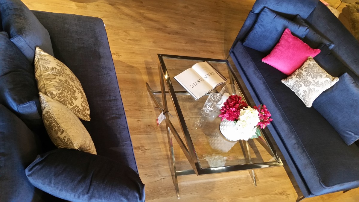 Pokój dzienny stoliki kawowe i ławy salon meblowy Mebest zdjęcie nr 18