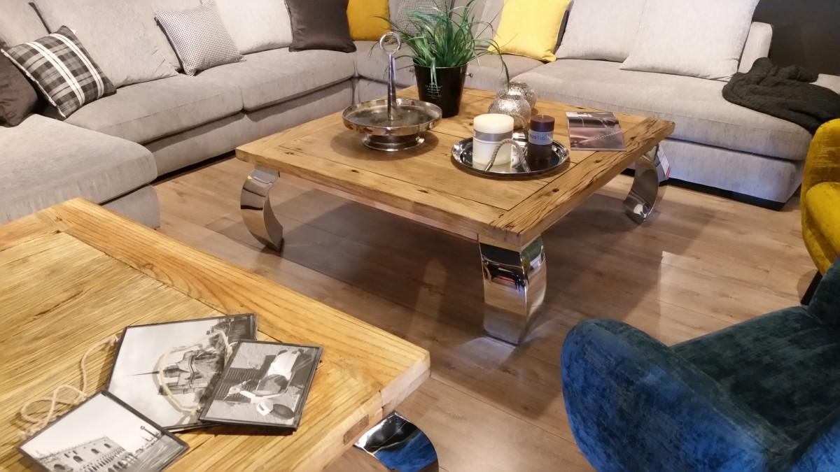 Pokój dzienny stoliki kawowe i ławy salon meblowy Mebest zdjęcie nr 22