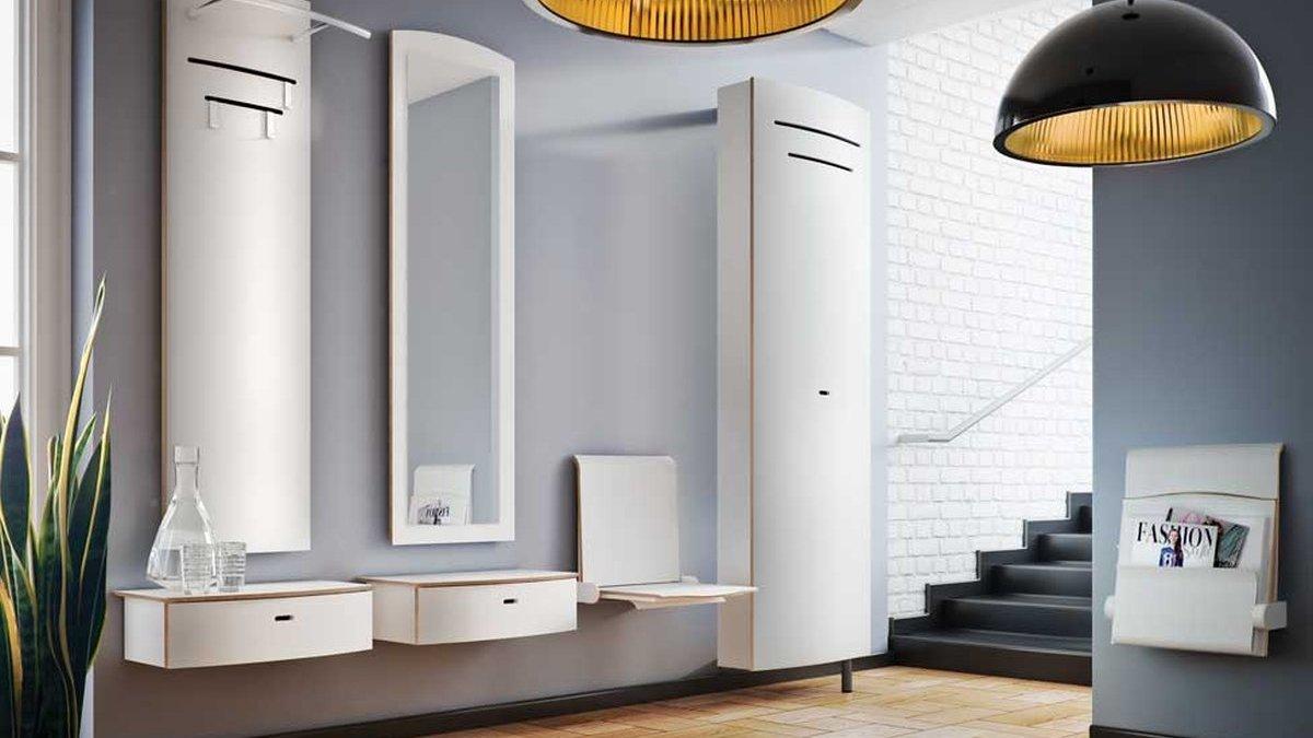 Przedpokój szafy - salon meblowy Mebest zdjęcie nr 2