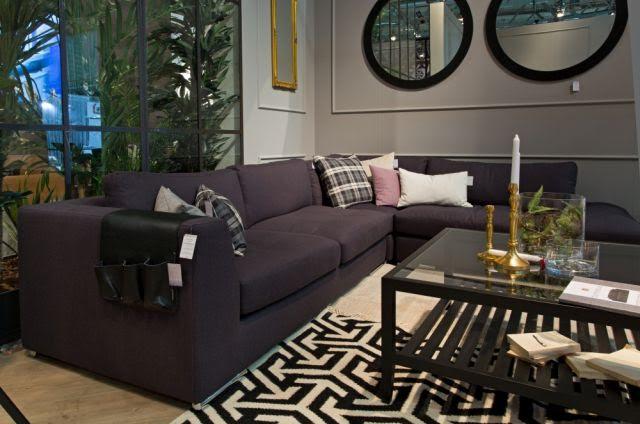 Salon meblowy Mebest, Ekskluzywne meble wypoczynkowe, Ekskluzywna skórzana sofa Paso Doble