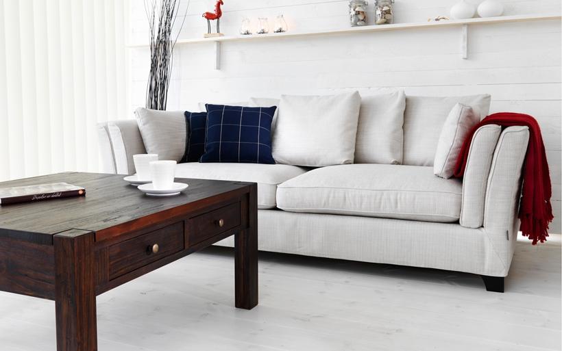 Salon meblowy Mebest, Ekskluzywne meble wypoczynkowe, Luksusowa Sofa Fama