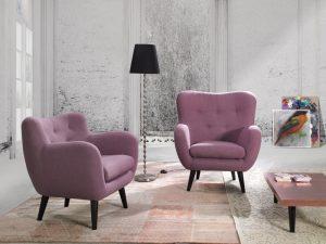Salon meblowy Mebest, Piękne meble do salonu, tapicerowane fotele