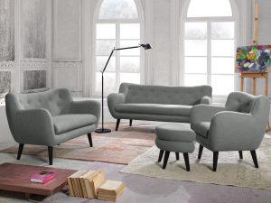 Salon meblowy Mebest, Piękne meble do salonu, tapicerowane zestaw wypoczynkowy do salonu