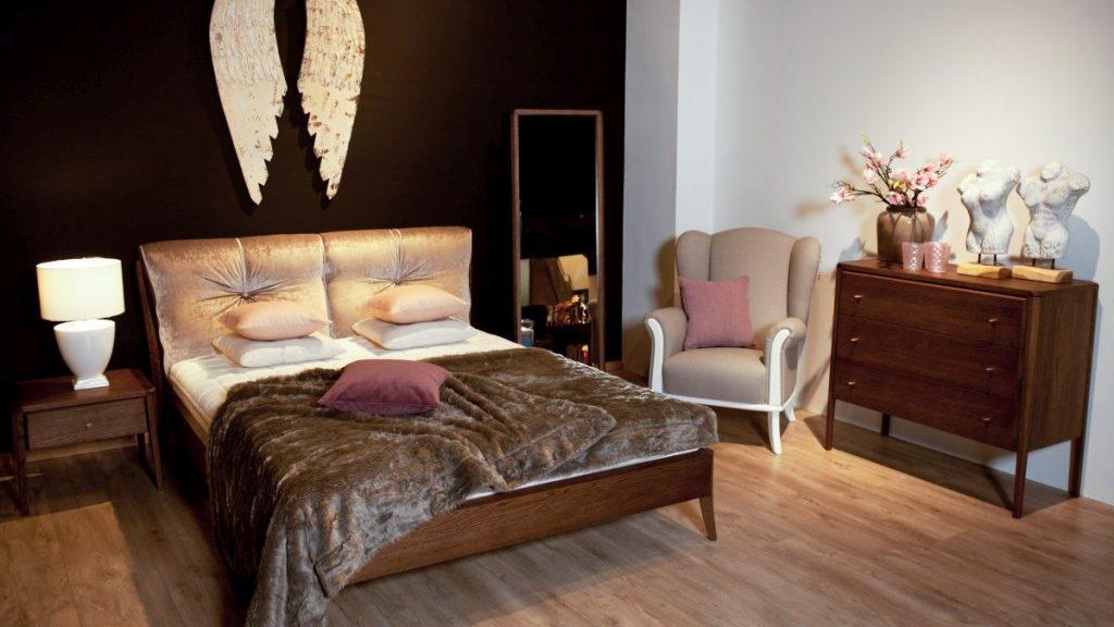 Ozdoby łóżka salon meblowy Mebest zdjęcie nr 3