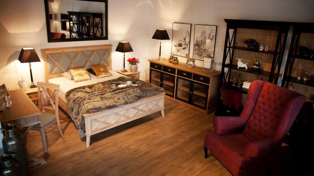 Ozdoby łóżka salon meblowy Mebest zdjęcie nr 4