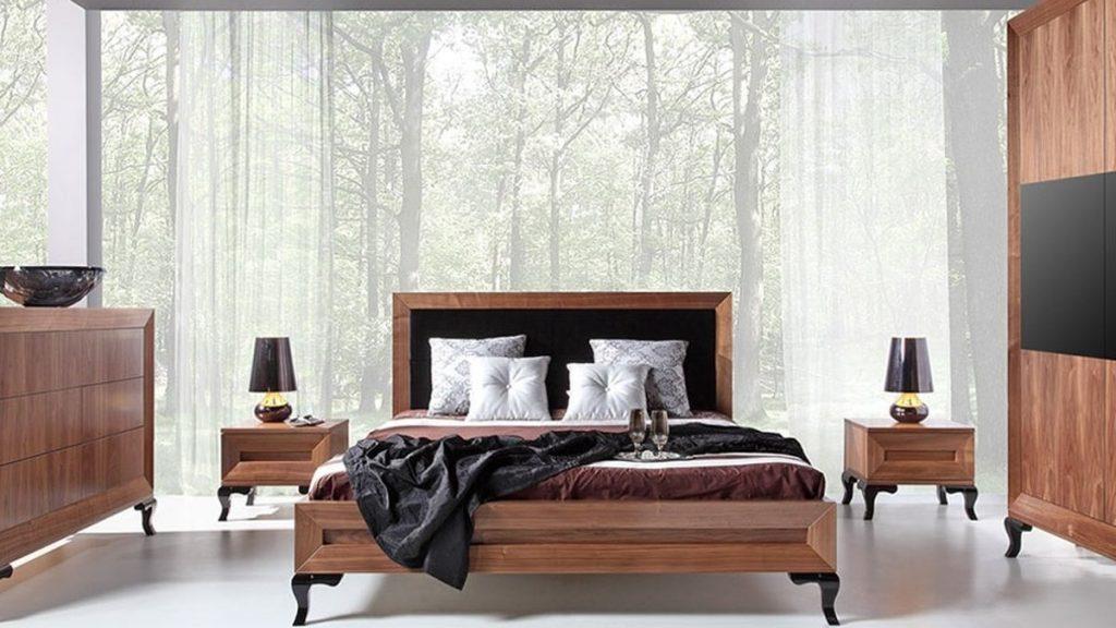 Ozdoby łóżka salon meblowy Mebest zdjęcie nr 8