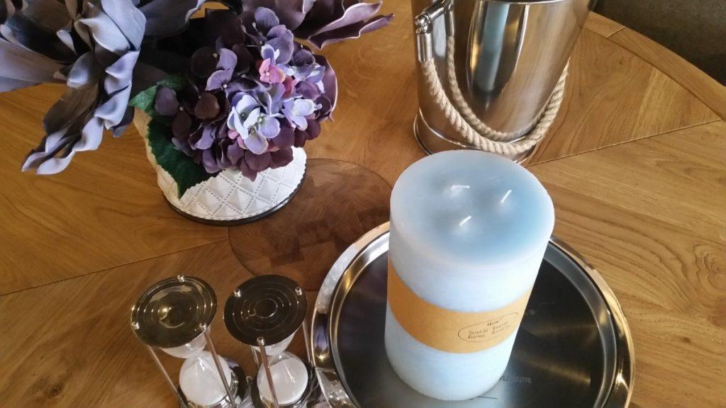 Ozdoby lampy lampiony świece i świeczniki salon meblowy Mebest zdjęcie nr 5