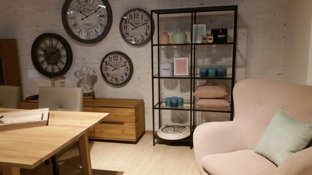 Ozdoby lustra ramy i zegary salon meblowy Mebest zdjęcie nr 19