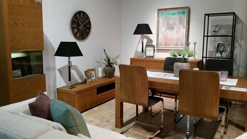 Ozdoby stoły i krzesła salon meblowy Mebest zdjęcie nr 13