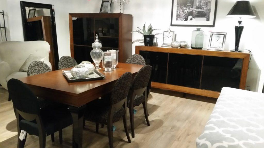 Ozdoby stoły i krzesła salon meblowy Mebest zdjęcie nr 15