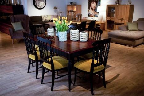 Salon meblowy Mebest, Jakie krzesła do nowoczesnego salonu, zestaw do jadalni