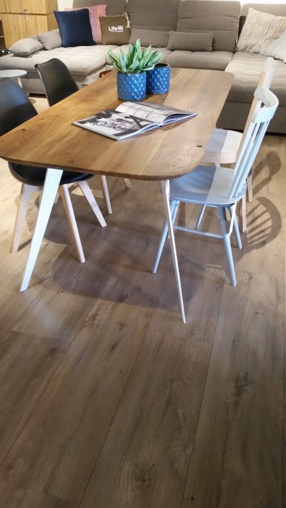1. Salon meblowy Mebest Poznań, Designerskie meble - mat czy wysoki połysk