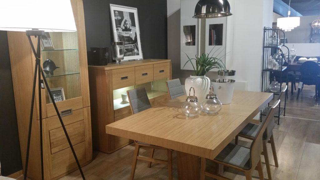 5. Salon meblowy Mebest Poznań, Designerskie meble - mat czy wysoki połysk