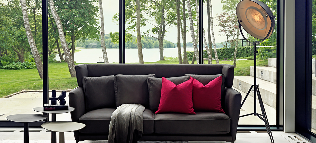MTI-Furninova sofa Aura