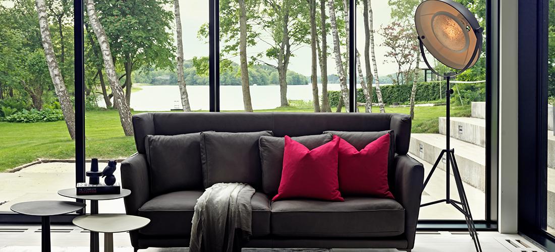 MTI-Furninova sofa Aura