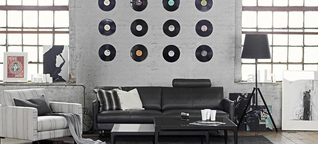 MTI-Furninova sofa Blues