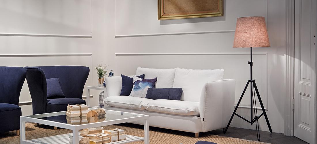MTI-Furninova sofa i fotele Chantal
