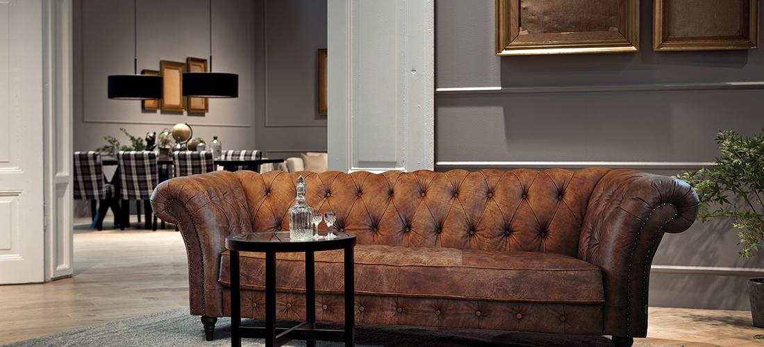 MTI-Furninova sofa Churchill