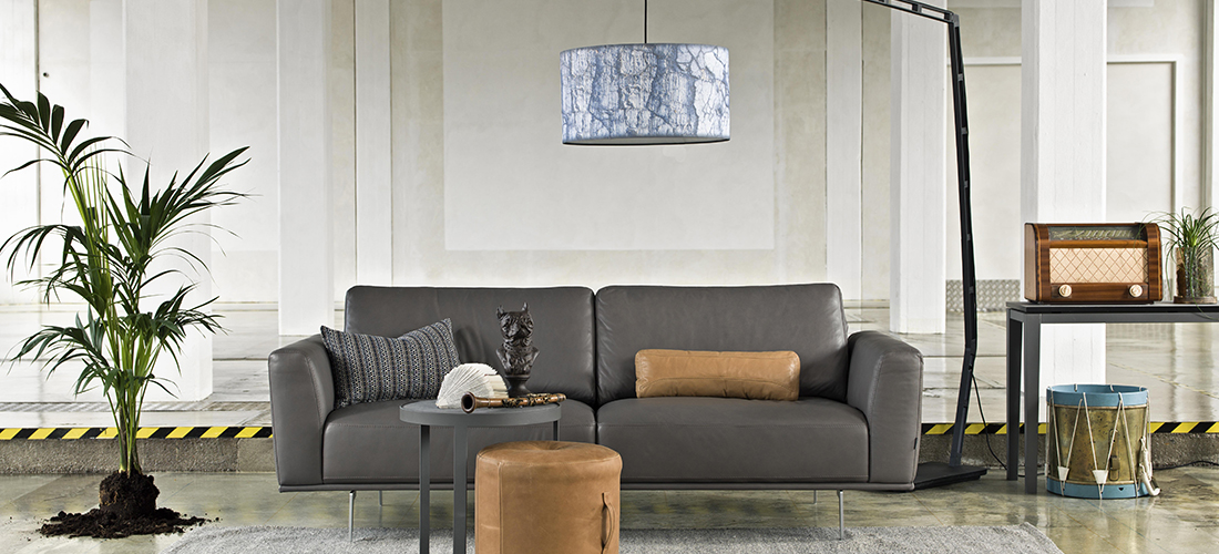 MTI-Furninova sofa Noir