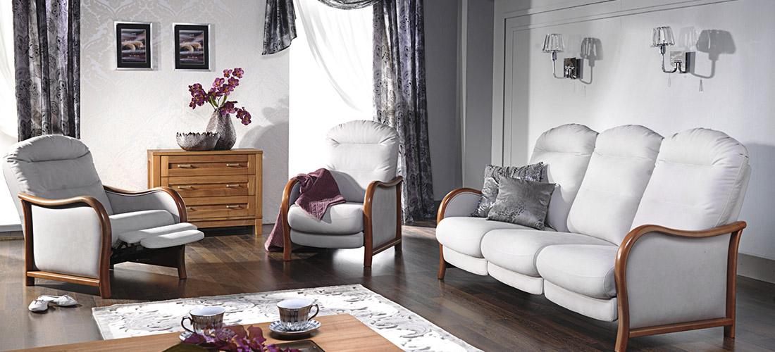 Unimebel sofa i fotel Clasic XI