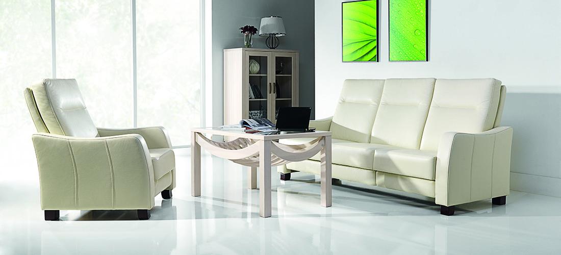 Unimebel sofa i fotel Lider