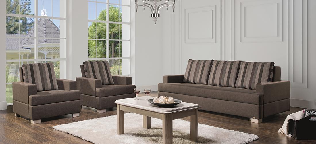 Unimebel sofa i fotel Max XX
