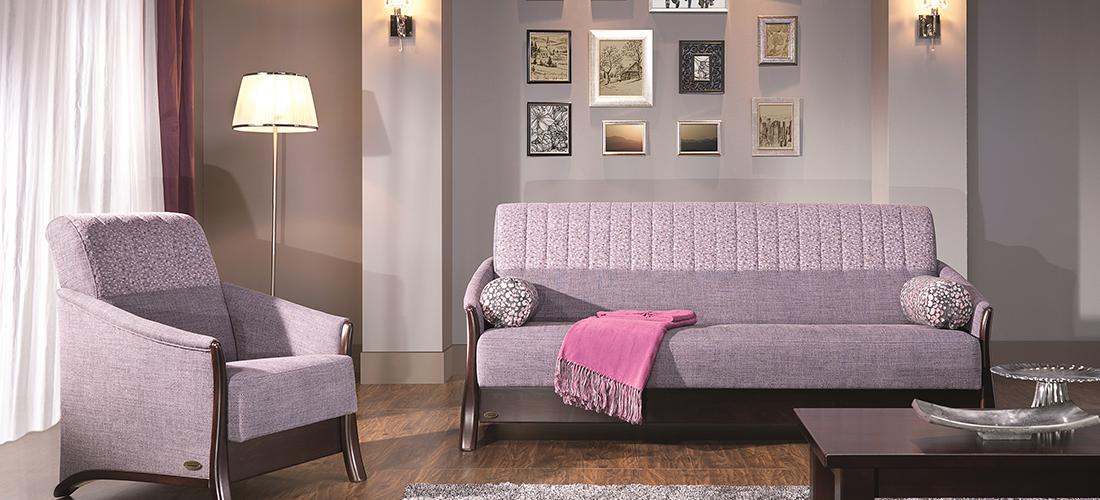 Unimebel sofa i fotel Oliwia l