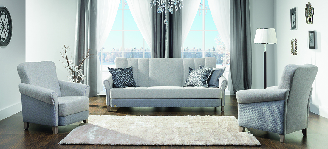 Unimebel sofa i fotel Verano