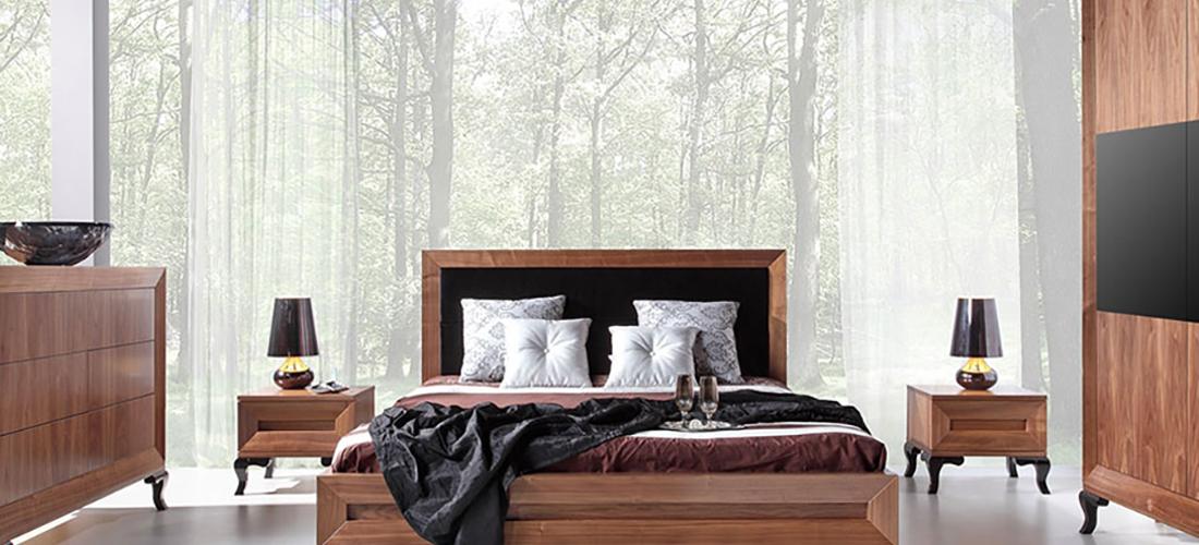 Mikołajczyk sypialnia Modern