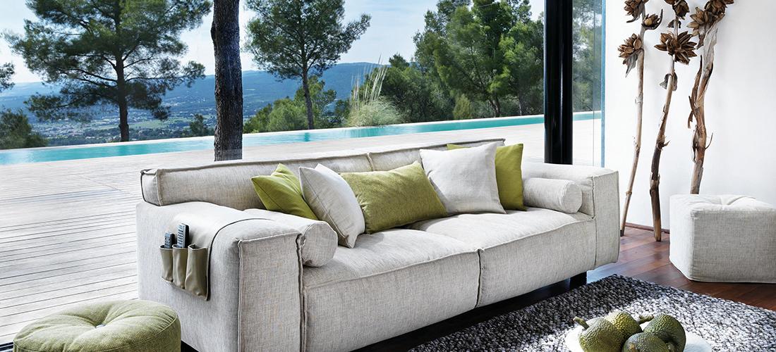 MTI-Furninova sofa Vesta F Special