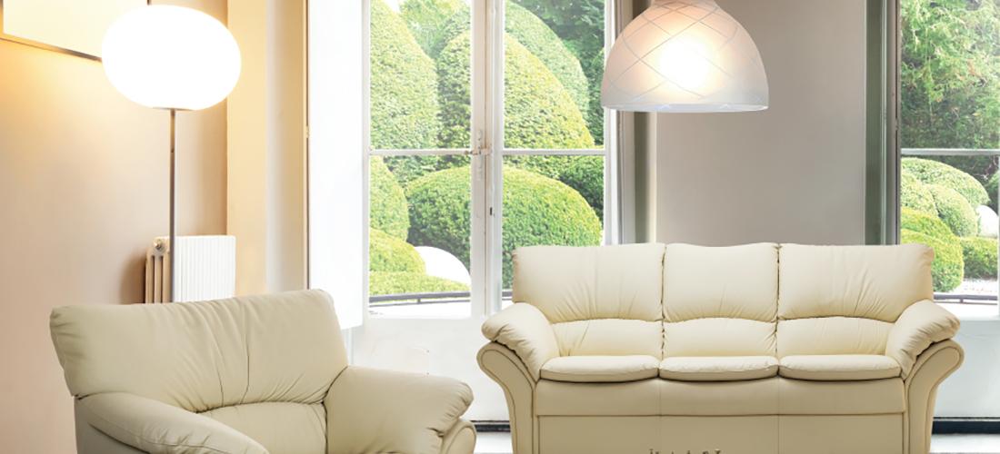 Meblomak sofa i fotel Werona