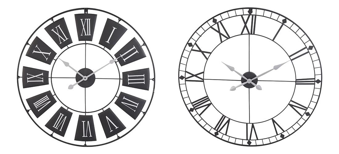 Koopman zegar, dwa rodzaje