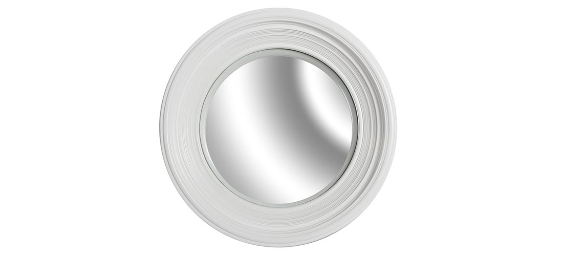 Grigio lustro okrągłe