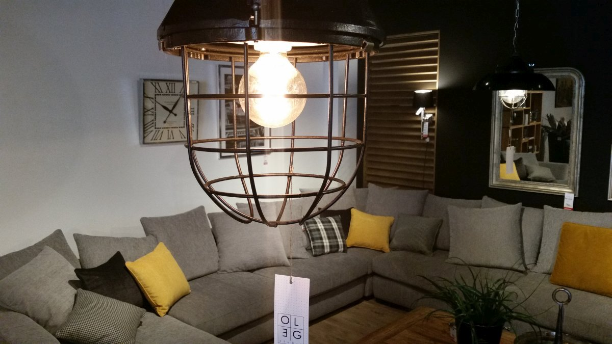 Lampy, lampiony, świece i świeczniki  MEBEST Salon Meblowy Poznań