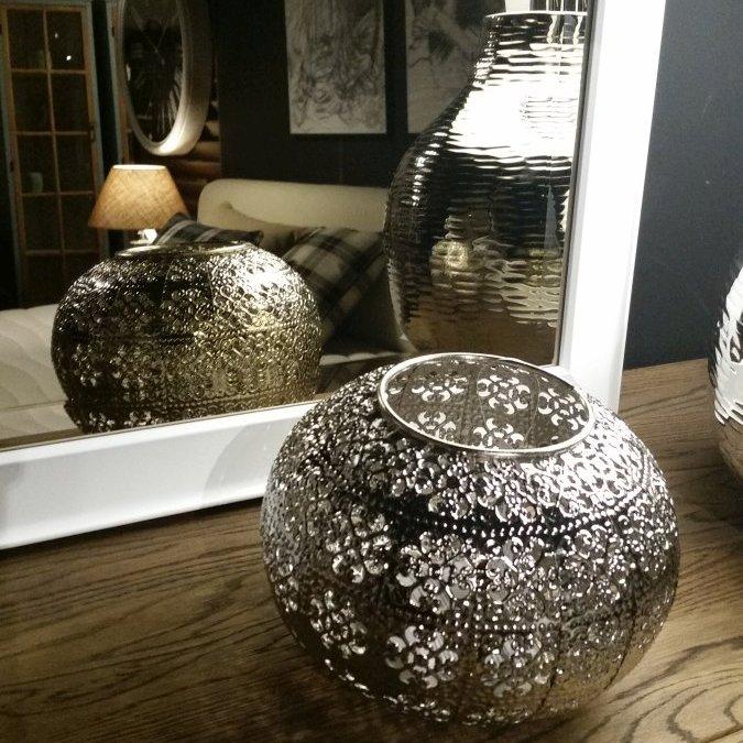 Ozdoby lampy lampiony świece i świeczniki salon meblowy Mebest zdjęcie nr 17